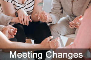 Meeting Changes